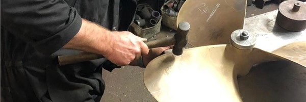 Altering The Pitch Of A Propeller
