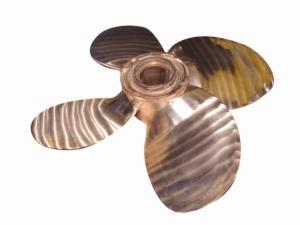 Propeller after