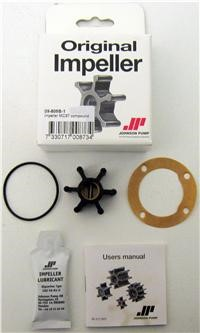 Johnson Pump 09-808B-1 Impeller MC97 (F4B) With Glycerine