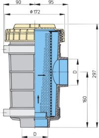 FTR1320 Dimensions