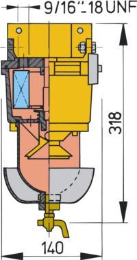 WS250 dimensions