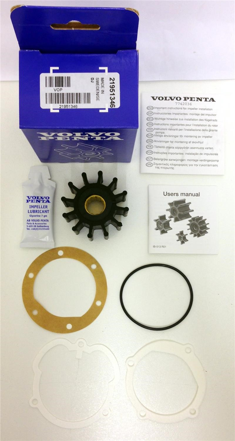 Volvo Penta 21951346 Impeller Kit