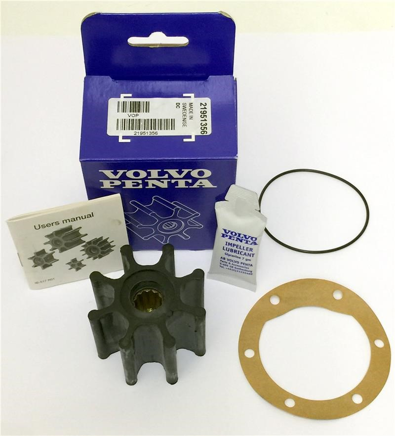 Volvo Penta 21951356 Impeller Kit