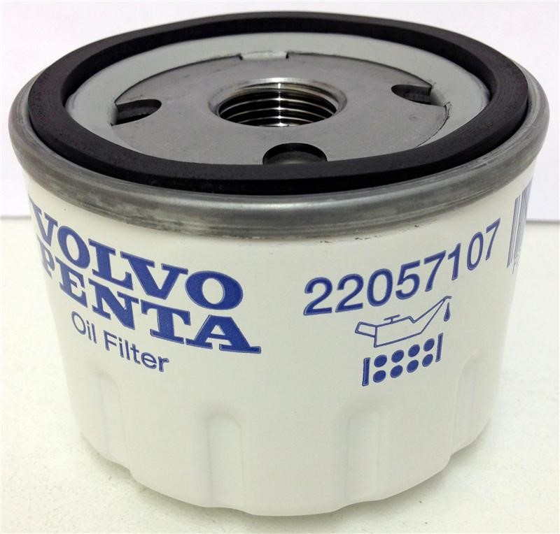 Volvo Penta 22057107 Oil Filter