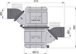 NLP 50s - 60 - 75 - 90 Dimensions