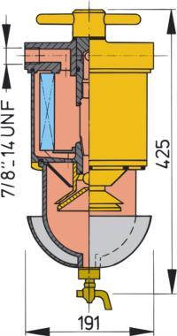 WS750 dimensions