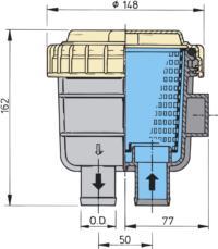 FTR330 Dimensions