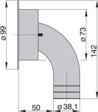 AB38B Dimensions