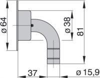 AB16B Dimensions