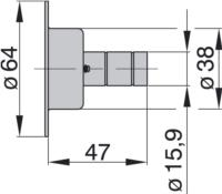 AB16S dimensions