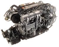 Yanmar 4LHA-HTP marine diesel engine 160hp - French Marine Motors Ltd