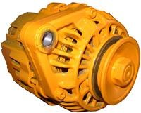 Vetus 50 Amp alternator upgrade your MC25