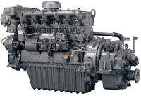Yanmar 6CHE3 Marine diesel engine 115 - 130 hp M.L-Rating