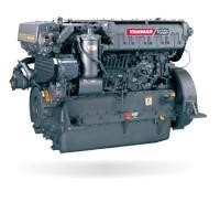 Yanmar 6HYM-ETE marine diesel engine 600 - 650 hp M L-rating