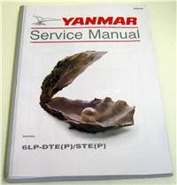 yanmar 6lp ste service manual