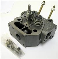 Yanmar 728170-11700 Cylinder Head Assembly