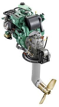 Volvo Penta D1 20 Inboard Marine Diesel Engine 18hp