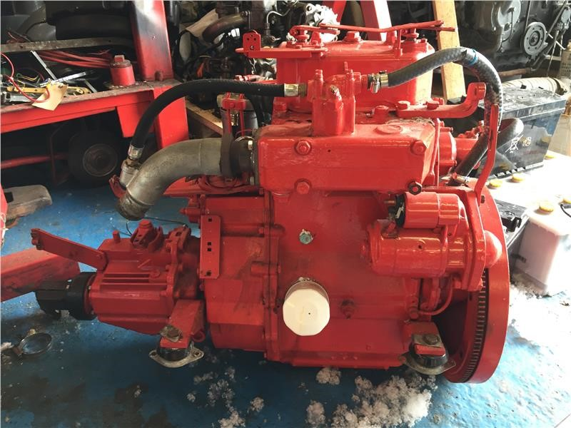 Bukh DV20 second hand marine diesel engine