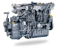 Yanmar 4JHYE Marine diesel engine 35 - 38 mhp M L-Rating