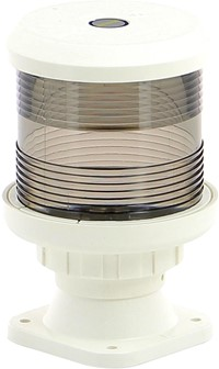 Vetus All Round, White, Base Mounting Light With White Coloured Housing. RW35VWIT