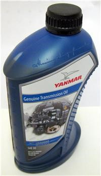 Yanmar Sae30 1 Transmission Oil 1ltr French Marine