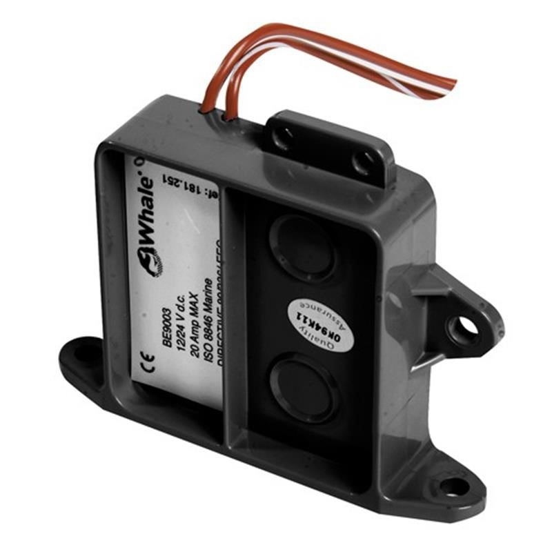 WHALE Auto Field Sensor Float Switch. W-BE9003